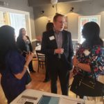 Scaling Leadership Dinner Networking