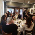 Scaling Leadership Dinner Applause