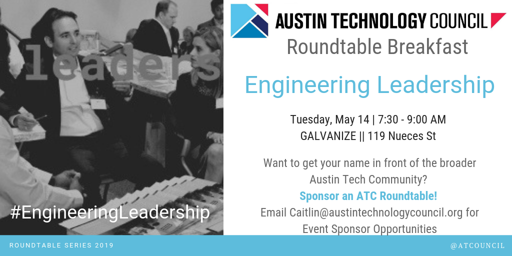 May 14 Engineering Leadership