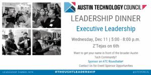 Dec 11 Leadership Dinner
