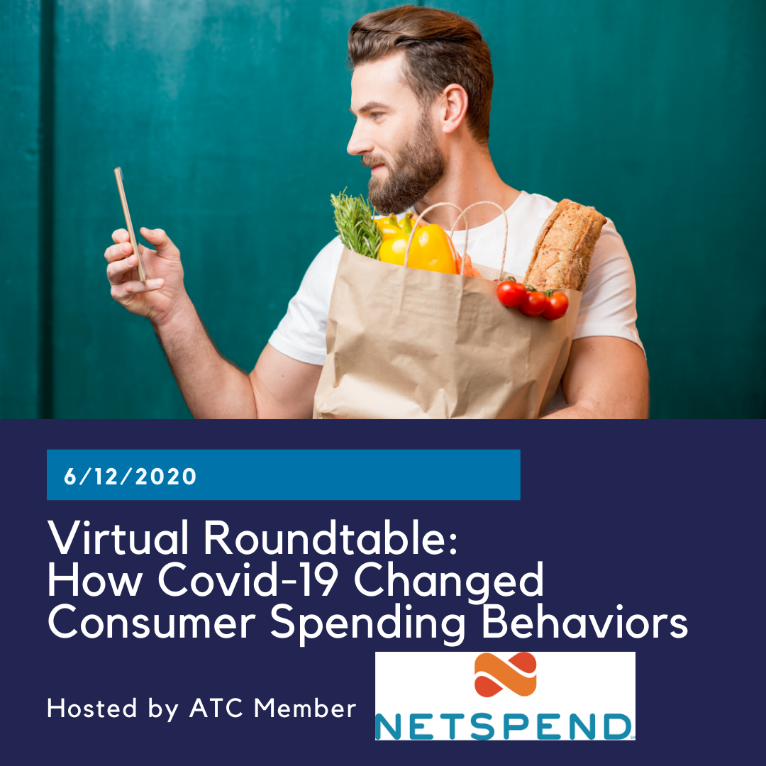 Finance Friday Virtual Roundtable: How Covid-19 Changed Consumer Spending Behaviors with Netspend