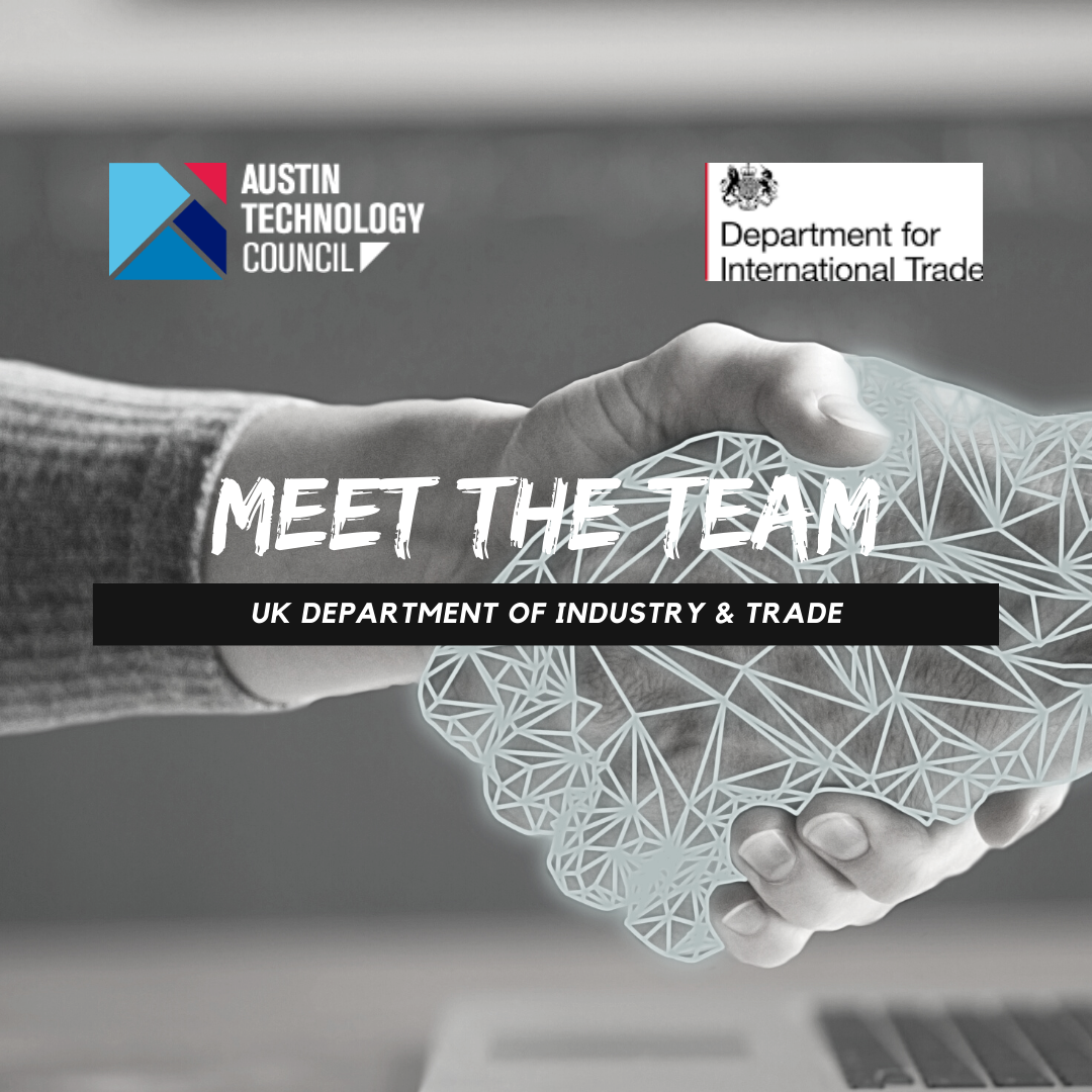 Meet the Team: UK DEPARTMENT OF INDUSTRY & TRADE