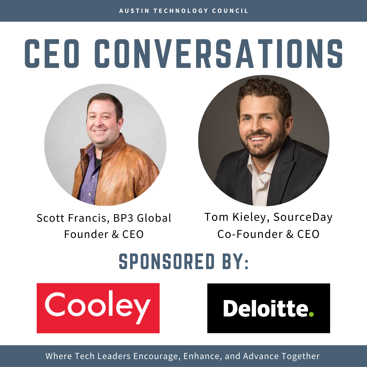 CEO Conversations with Scott Francis & Tom Kieley
