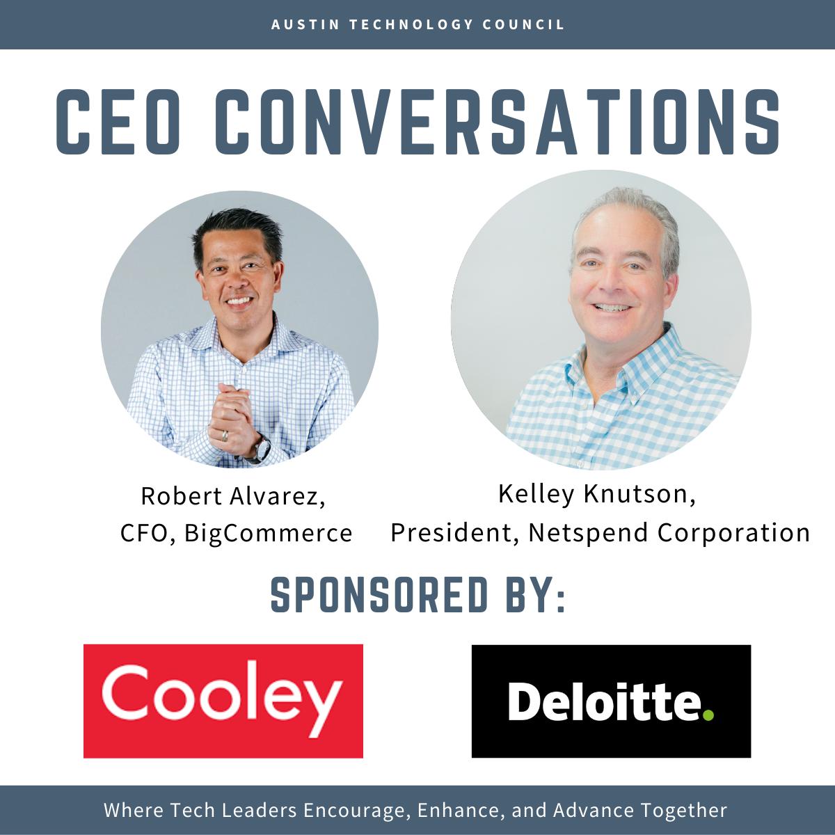 June CEO Conversations with Robert Alvarez & Kelley Knutson