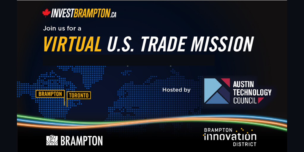 Virtual U.S. Trade Mission with the City of Brampton